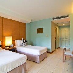 Отель Green Park Resort 3* Стандартный номер с различными типами кроватей фото 5