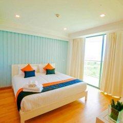Отель Rocco Huahin Condominium Апартаменты с 2 отдельными кроватями фото 18