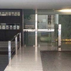 Отель The Kolonaki Penthouse спа