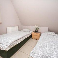 Отель Apartamenty Zacisze Гданьск комната для гостей