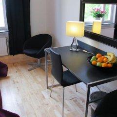 Отель Liljeholmens Stadshotell в номере