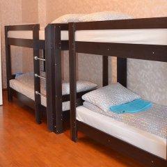 Like Hostel Tula Кровать в общем номере с двухъярусной кроватью фото 2