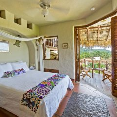 Отель La Villa Luz Adults Only 3* Полулюкс с различными типами кроватей фото 5