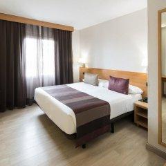 Отель Catalonia Park Güell 3* Стандартный номер с различными типами кроватей фото 15