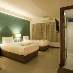 Wiz Hotel 3* Номер Делюкс с различными типами кроватей фото 5
