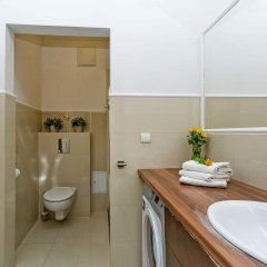 Апартаменты Blue Mandarin Apartments - Szafarnia ванная фото 2