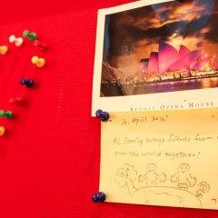 Хостел BC Family Homestay - Hanoi's Heart Стандартный номер с различными типами кроватей фото 15