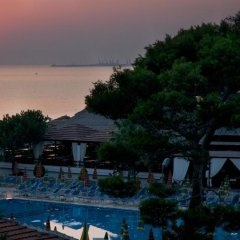 Отель Tropikal Resort Дуррес пляж