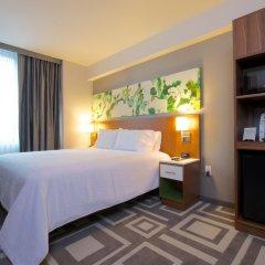 Отель Hilton Garden Inn New York/Central Park South-Midtown West 3* Стандартный номер с двуспальной кроватью фото 4