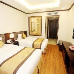 Lenid Hotel Tho Nhuom 3* Номер Делюкс с различными типами кроватей фото 2