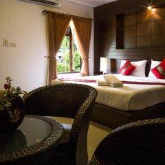 Отель Baan Rabieng 3* Номер Делюкс фото 5