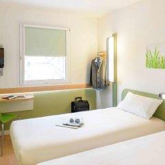 Отель ibis budget Nürnberg City Messe Стандартный номер с различными типами кроватей