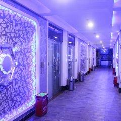 Pengheng Space Capsules Hotel Номер категории Эконом с различными типами кроватей фото 2
