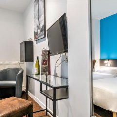Отель Hôtel du Maine 2* Номер Делюкс с различными типами кроватей фото 13
