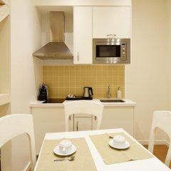 Апартаменты Rossio Apartments Студия с различными типами кроватей фото 4