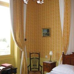 Отель Chateau De Verrieres 5* Стандартный номер фото 5