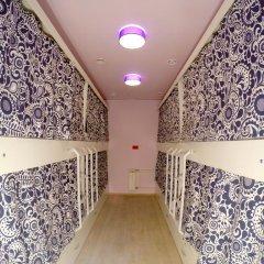Гостиница HQ Hostelberry Кровать в женском общем номере двухъярусные кровати фото 6