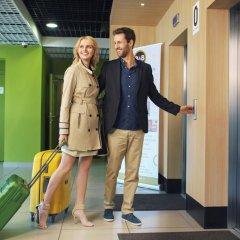 Отель B&B Hotel Lódz Centrum Польша, Лодзь - отзывы, цены и фото номеров - забронировать отель B&B Hotel Lódz Centrum онлайн спортивное сооружение