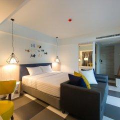 Krabi SeaBass Hotel 3* Люкс с различными типами кроватей фото 5