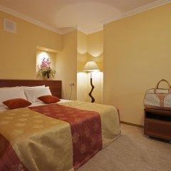 SPA-Отель Охотник Люкс с различными типами кроватей