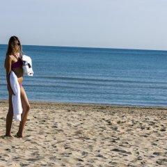Отель Du Soleil Италия, Римини - отзывы, цены и фото номеров - забронировать отель Du Soleil онлайн пляж