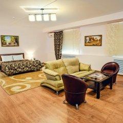 Hotel Olimpiya 3* Люкс с различными типами кроватей фото 2