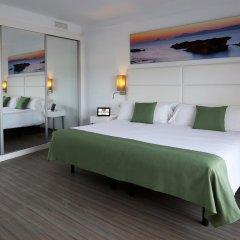 Отель AxelBeach Ibiza Spa & Beach Club - Adults Only 4* Апартаменты с различными типами кроватей фото 3