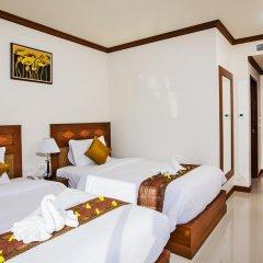 Отель Airport Resort & Spa 4* Стандартный номер разные типы кроватей фото 3