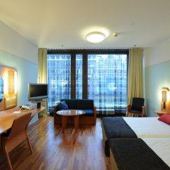 Отель Marski by Scandic 5* Улучшенный номер с различными типами кроватей фото 7