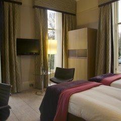 Отель Hilton Edinburgh Grosvenor 4* Стандартный номер с 2 отдельными кроватями фото 4