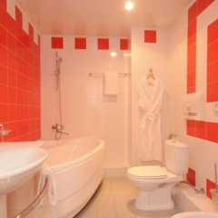 Гостиница Визави ванная фото 2