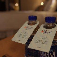 Отель Hilton Garden Inn Riyadh Olaya 3* Стандартный номер с различными типами кроватей фото 2