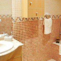 Отель Bertur Juncadella Испания, Калафель - отзывы, цены и фото номеров - забронировать отель Bertur Juncadella онлайн ванная