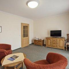 Отель Pension Villa Rosa 3* Люкс с различными типами кроватей