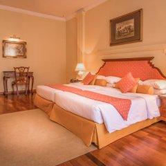 Mahaweli Reach Hotel 4* Номер Делюкс с различными типами кроватей фото 3