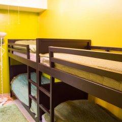 Хостел на Мясницкой Кровать в мужском общем номере фото 6
