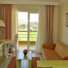 Magnolia Hotel Турция, Аланья - 1 отзыв об отеле, цены и фото номеров - забронировать отель Magnolia Hotel онлайн комната для гостей фото 2