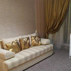 Апартаменты Studio At Dnipro Naberezhnaya Днепр комната для гостей фото 4