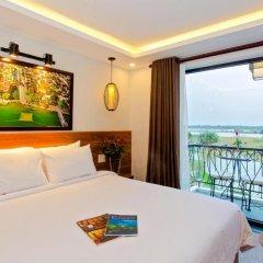 Отель Riverside Impression Homestay Villa 3* Номер Делюкс с различными типами кроватей фото 17