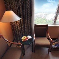 Seaview Gleetour Hotel Shenzhen 4* Улучшенный номер фото 2