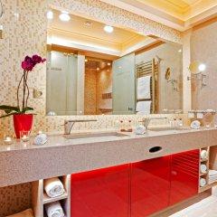 Hotel Quisisana Palace 5* Номер Делюкс с различными типами кроватей фото 3