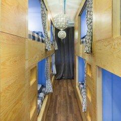 Хостел InDaHouse Кровать в мужском общем номере фото 16
