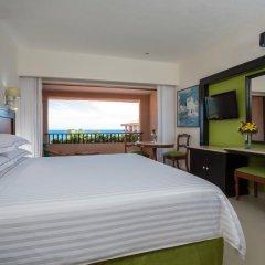 Отель Barcelo Huatulco Beach - Все включено 4* Номер Делюкс с различными типами кроватей фото 4