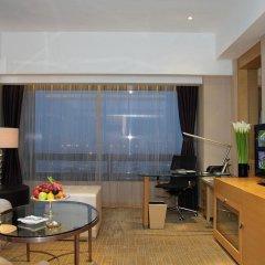 Shanghai Hongqiao Airport Hotel интерьер отеля фото 3