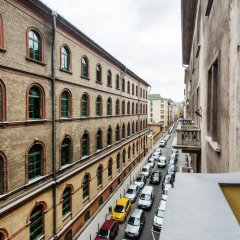 Апартаменты Black & White Apartment Будапешт