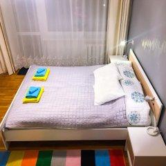 Отель 3 kambarių butas комната для гостей фото 3