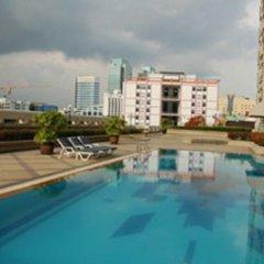 Отель L.A. Tower Bangkok бассейн фото 2
