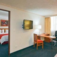 Отель Holiday Inn Mexico Coyoacan 3* Стандартный номер фото 2