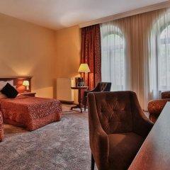 Grand Hotel Stamary Wellness & Spa 4* Номер Делюкс с различными типами кроватей фото 5