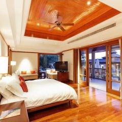 Отель Trisara Villas & Residences Phuket 5* Стандартный номер с различными типами кроватей фото 33